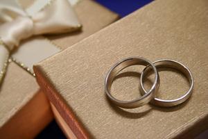Gyllene bröllop Annniversary idéer