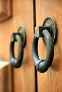 Mäta dörr