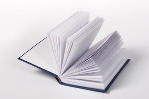Hur du skriver ut en bok från PDF