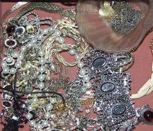 Bärbar smycken Display idéer
