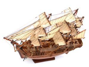 Hur du kommer igång i modellen fartyg byggnad