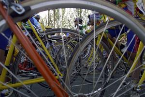 Hur man installerar Dual Pivot bromsar på en gammal cykel