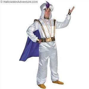 Aladdin kostym idéer