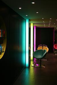 Nail Salon Interior designidéer