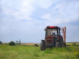 Ford 3930 traktor specifikationer