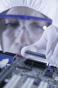 Hur du använder bara en antistatisk matta på datorer