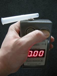 Effekten av Astma inhalatorer på breathalyzer testar