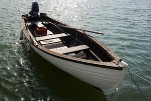 Hur man bygger en liten båt av trä