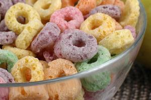 Näringsmässiga aspekter av frukostflingor