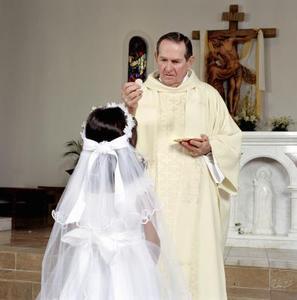 Ritualen för gemenskap i den katolska kyrkan