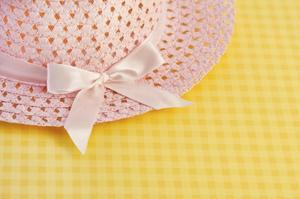 Hur man bär en Easter bonnet