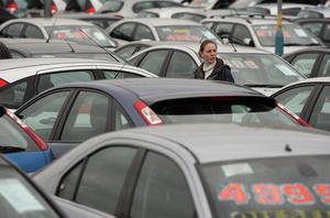 Arbetsbeskrivning för en bil försäljning verkställande