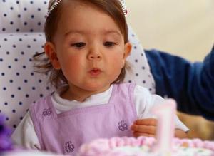 Idéer för en tårta för en första födelsedag