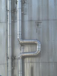 Hur man beräknar isolering energibesparingar för kala pipe
