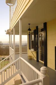DIY planer för att göra veranda räcken