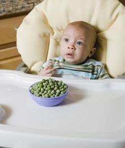 Vad är god plockmat för min 10-månaders barnbarn?