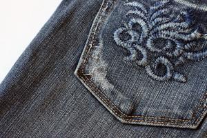 Hur krympa Diesel Jeans