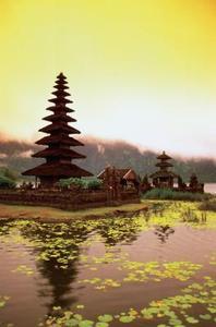 Hur man gör en asiatiska tempel