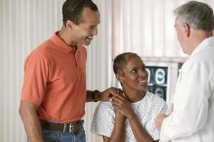 Tecken & symtom på graviditet med IVF