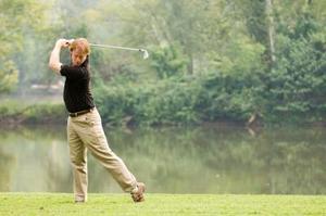 Nyhet gåvor för golfare