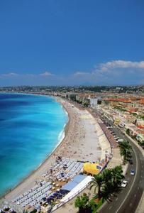 Vad är vädret i Nice, Frankrike?