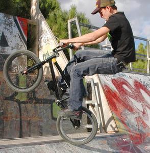 Hur man bygger en trä BMX Box Jump