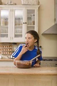 Matlagning tävlingar för barn