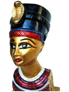 Hur man gör en Nefertiti kostym