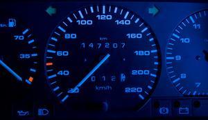 Tips på att ta ett streck av en Oldsmobile Alero