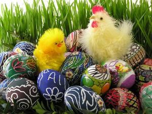 Hur man gör en kartong Easter bonnet