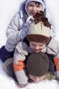 Aktiviteter med 2 åringar på vintern