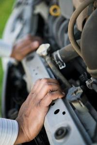 Vad betyder vevaxel position sensor har att göra med generatorn & batteri?
