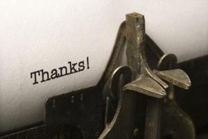 Hur man skriver ett tackbrev till vänskap