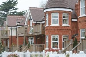Hur man beräknar värdet av bostadsfastigheter på hyres basis