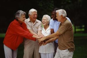 Reminiscing spel för seniorer
