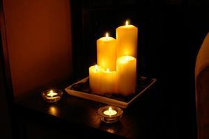 Belysning idéer för ett massagerum
