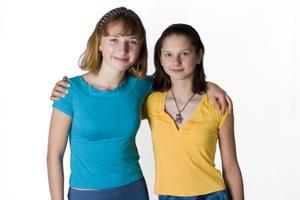 Tonåring flickor & självkänsla aktiviteter