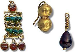 Romerska smycken Information