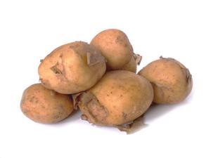 Hur man torkar potatis