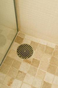 Hur att försegla en dusch stall avlopp