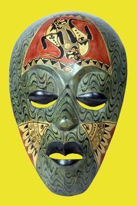 Hur man gör egna dekorativa keramiska masker
