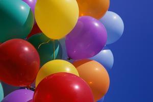 Hemgjord ballong vikter