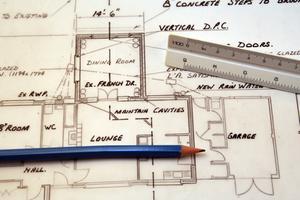 Hur du skapar en anpassad planritning