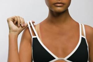 Hur bli av en Airbrush Tan