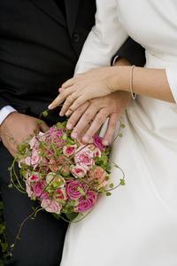 Vad accenter en salvia gröna bröllopstema?