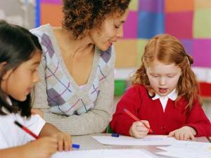 Hur man organiserar ett klassrum med flera undersökningar av intelligens