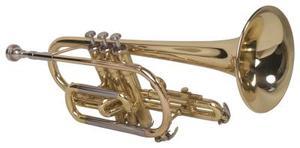 Vad är skillnaden mellan en kornett & Trumpet munstycke?