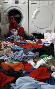 Ta bort svåra fläckar på kläder