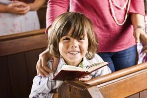 Sketcher & spel att göra för barn ministerier