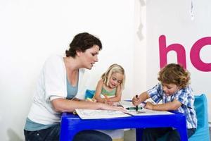 3D-konst projekt för unga äldre förskolebarn
